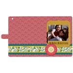 mothers day - Apple iPad 2 Woven Pattern Leather Folio Case