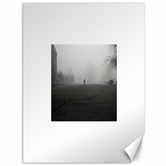 Foggy Morning, Oxford 36  X 48  Unframed Canvas Print by artposters