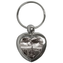 New York, Usa Key Chain (heart) by artposters