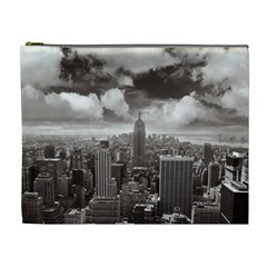 New York, USA Extra Large Makeup Purse by artposters