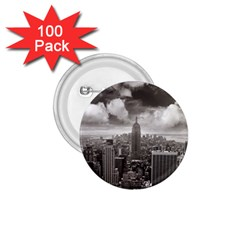 New York, Usa 100 Pack Small Button (round) by artposters