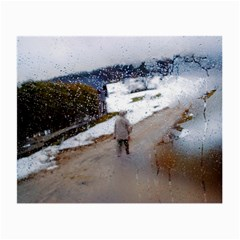 Rainy Day, Salzburg Glasses Cleaning Cloth by artposters