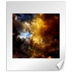 Cloudscape 20  X 24  Unframed Canvas Print by artposters