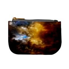 Cloudscape Coin Change Purse by artposters