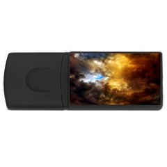 Cloudscape 4gb Usb Flash Drive (rectangle) by artposters
