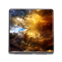 Cloudscape Card Reader With Storage (square) by artposters