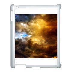 Cloudscape Apple Ipad 3/4 Case (white) by artposters
