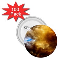 Cloudscape 100 Pack Small Button (round) by artposters