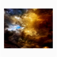 Cloudscape Glasses Cleaning Cloth