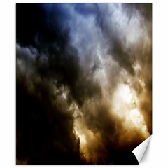 Cloudscape 8  X 10  Unframed Canvas Print by artposters