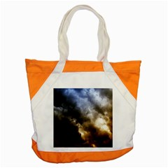 Cloudscape Snap Tote Bag by artposters