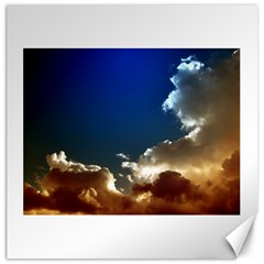 Cloudscape 20  X 20  Unframed Canvas Print by artposters