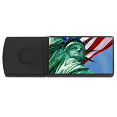 Statue Of Liberty, New York 4gb Usb Flash Drive (rectangle) by artposters