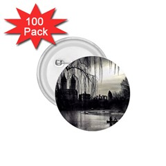 Central Park, New York 100 Pack Small Button (round) by artposters