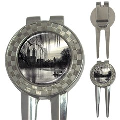 Central Park, New York Golf Pitchfork & Ball Marker by artposters