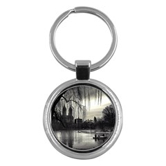 Central Park, New York Key Chain (round) by artposters
