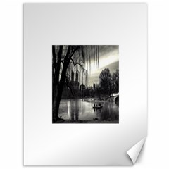 Central Park, New York 36  X 48  Unframed Canvas Print by artposters