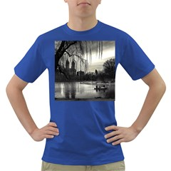 Central Park, New York Colored Mens'' T Shirt by artposters