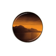 Waterscape, Switzerland Golf Ball Marker (for Hat Clip) by artposters