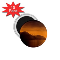 Waterscape, Switzerland 10 Pack Small Magnet (round) by artposters
