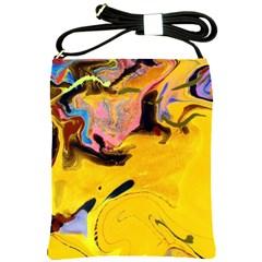 Copper Wave1a Cross Shoulder Sling Bag
