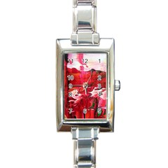 Decisions Classic Elegant Ladies Watch (rectangle) by dawnsebaughinc