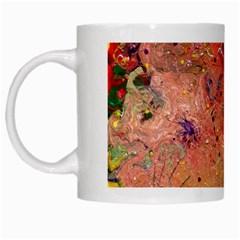 Diversity White Coffee Mug by dawnsebaughinc