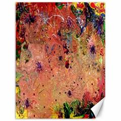 Diversity 12  X 16  Unframed Canvas Print by dawnsebaughinc