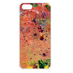 Diversity Apple Iphone 5 Seamless Case (white) by dawnsebaughinc