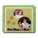mothers day - Large Mousepad
