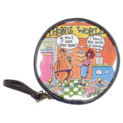 Thong World Cd Wallet by mikestoons
