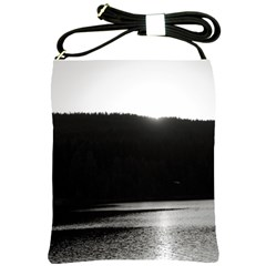 Waterscape, Oslo Cross Shoulder Sling Bag by artposters