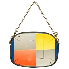 Geometry Twin Sided Evening Purse by artposters