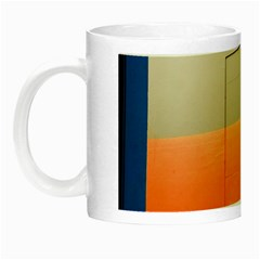 Geometry Glow In The Dark Mug by artposters