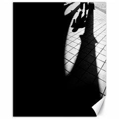 Shadows 11  X 14  Unframed Canvas Print by artposters
