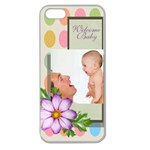 baby - Apple Seamless iPhone 5 Case (Clear)