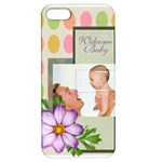 baby - Apple iPhone 5 Hardshell Case with Stand