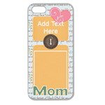 Dear Mom iPhone 5 Case - Apple Seamless iPhone 5 Case (Clear)