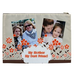 Mothers Day By Mom   Cosmetic Bag (xxl)   Mqo5absib30p   Www Artscow Com Back