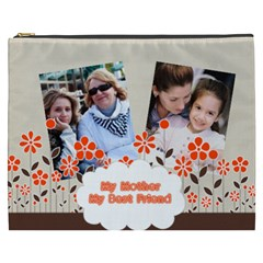 Mothers Day By Mom   Cosmetic Bag (xxxl)   Zbcotu2grfyh   Www Artscow Com Front