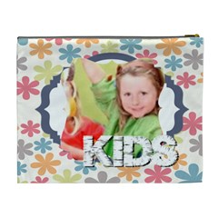 Kids By Mac Book   Cosmetic Bag (xl)   Yxkzl4l7ngeu   Www Artscow Com Back