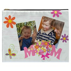 Mothers Day By Divad Brown   Cosmetic Bag (xxxl)   Pz67uqc0ccqu   Www Artscow Com Front