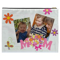 Mothers Day By Divad Brown   Cosmetic Bag (xxxl)   Pz67uqc0ccqu   Www Artscow Com Back