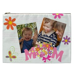 Mothers Day By Divad Brown   Cosmetic Bag (xxl)   Laaksxwgztu2   Www Artscow Com Front