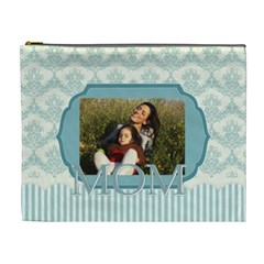 Mothers Day By Mom   Cosmetic Bag (xl)   Cm7qleqa39w5   Www Artscow Com Front