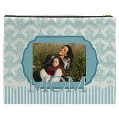 Mothers Day By Mom   Cosmetic Bag (xxxl)   R4sa4502854b   Www Artscow Com Back