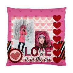Love By Ki Ki   Standard Cushion Case (two Sides)   Psi5wptxn177   Www Artscow Com Back