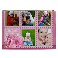 Mothers Day By Jo Jo   Cosmetic Bag (xxl)   0zdzw4r9gs3p   Www Artscow Com Back