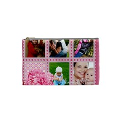 Mothers Day By Jo Jo   Cosmetic Bag (small)   Ht47w25wimn2   Www Artscow Com Front