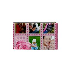 Mothers Day By Jo Jo   Cosmetic Bag (small)   Ht47w25wimn2   Www Artscow Com Back